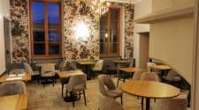 Restaurant Château de l'Epervière en Bourgogne