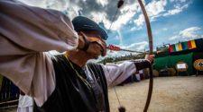 Medieval Festival in Puy en Velay