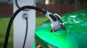 Chargeur de voiture électrique