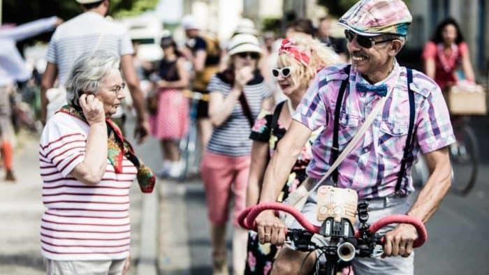 Anjou Vélo Vintage en Val de Loire