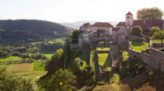Camping in Franche-Comté