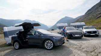 https://elbil.no/the-very-first-test-of-three-electric-cars-with-caravans/