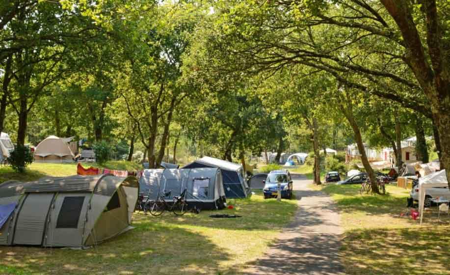 Camping Charente-Maritime Saint-Augustin sur Mer
