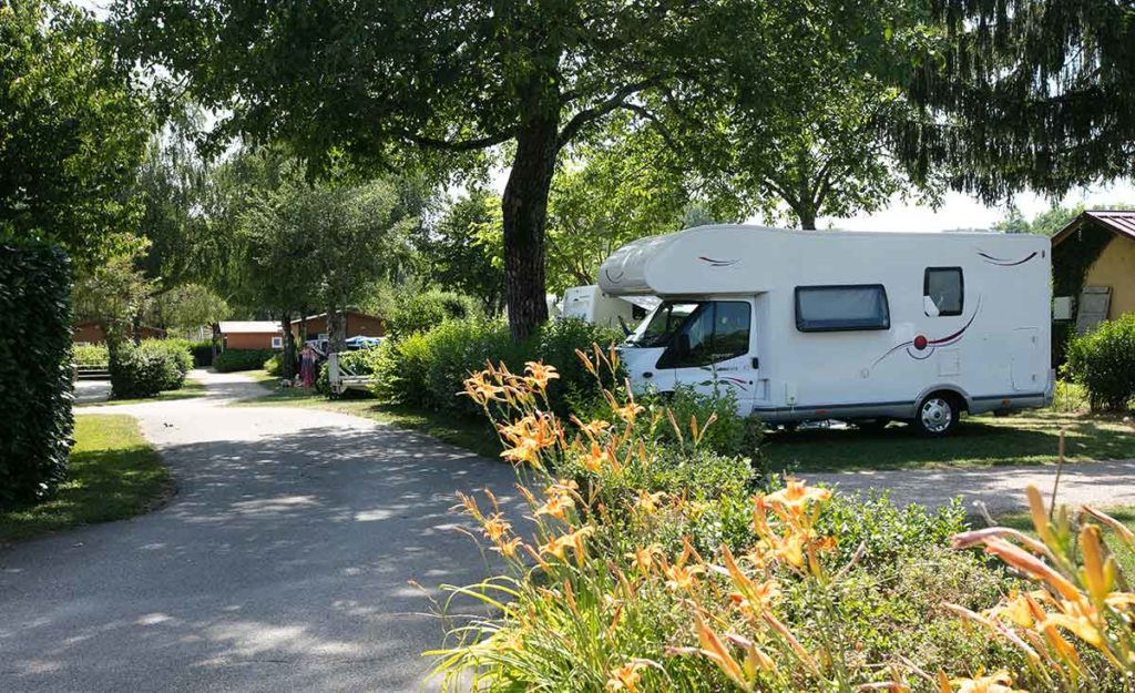 Camping Isere les Abrets