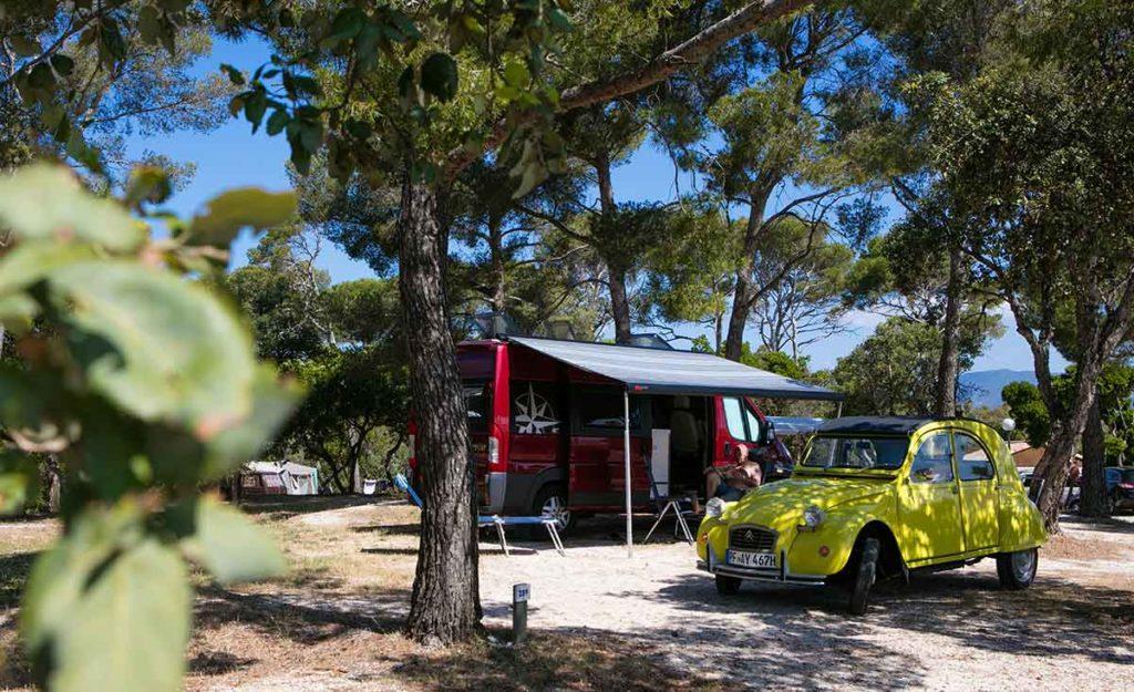 Camping Var Borme les Mimosas