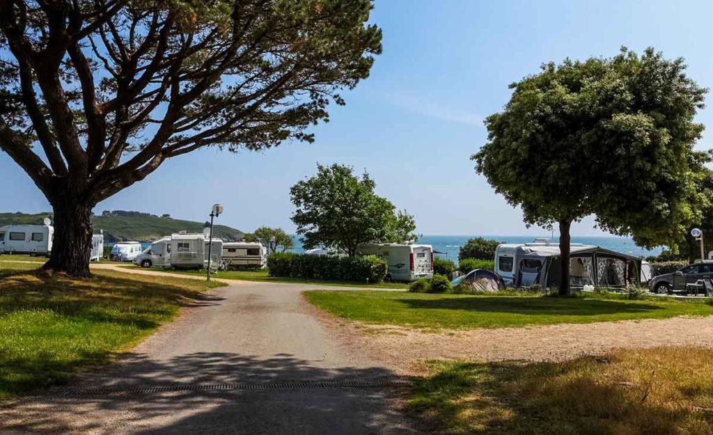 Camping Bretagne Arzon