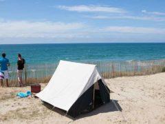 Tente Cabanon Braderie
