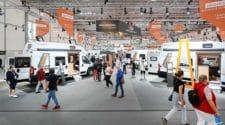 Salon de la caravane de Düsseldorf