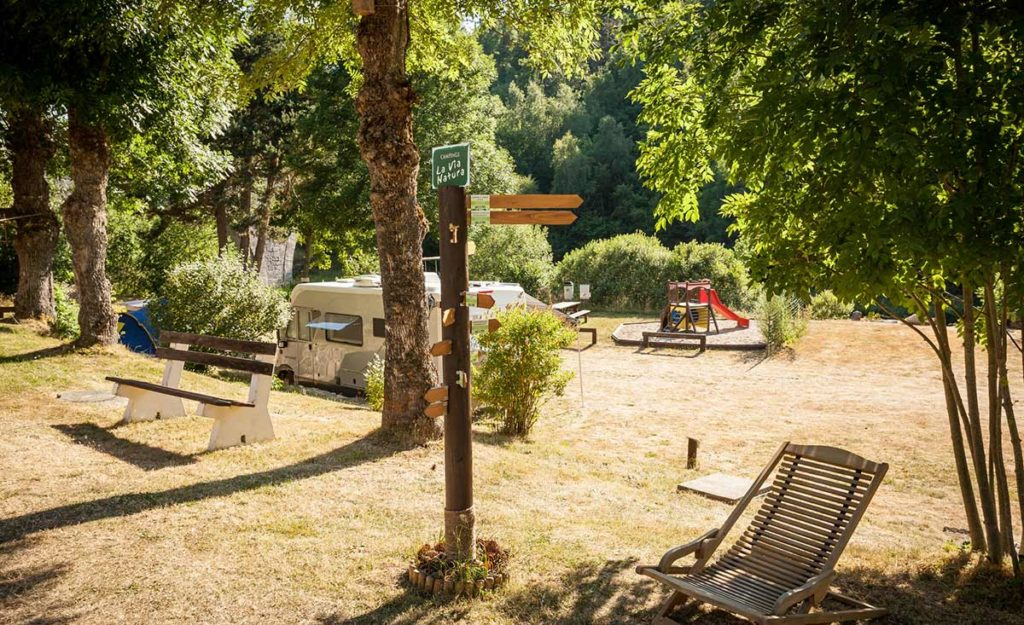 Camping Lozère