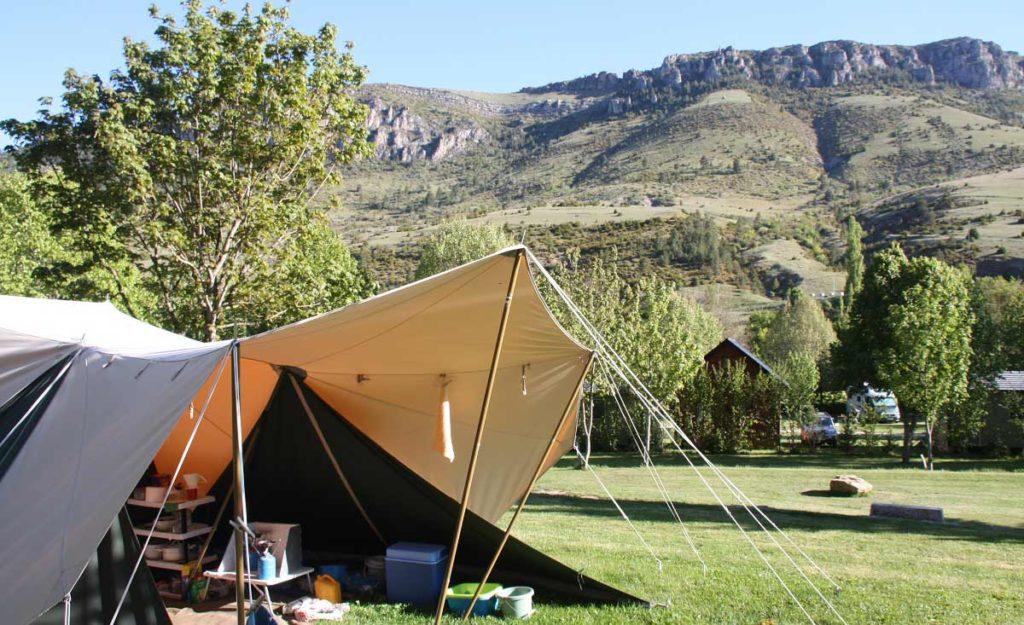 Camping Lozère Meyrueis