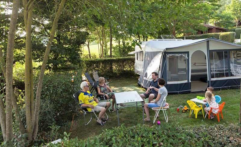 Camping en Haute-Garonne