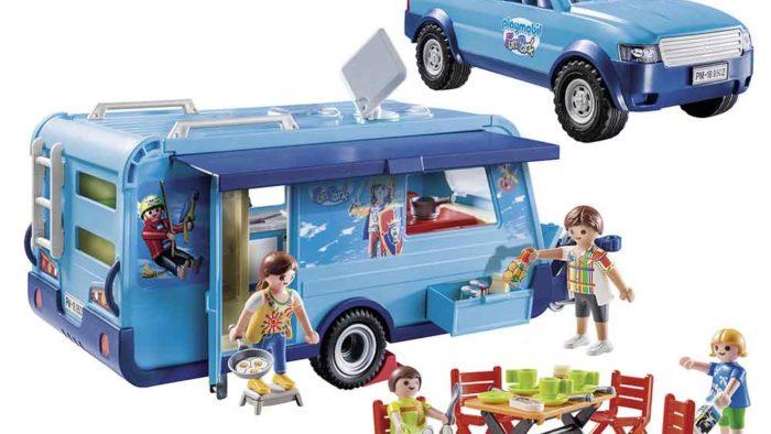 Caravane Playmobil
