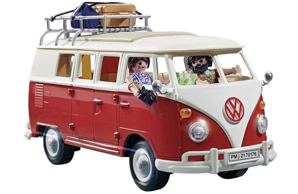 Combi VW T1 by Playmobil